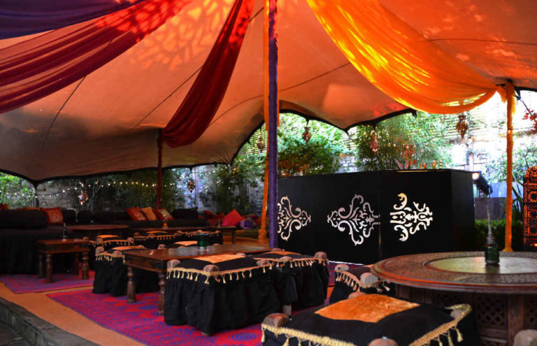 Stretch Tents For Hire Arabian Tent Company