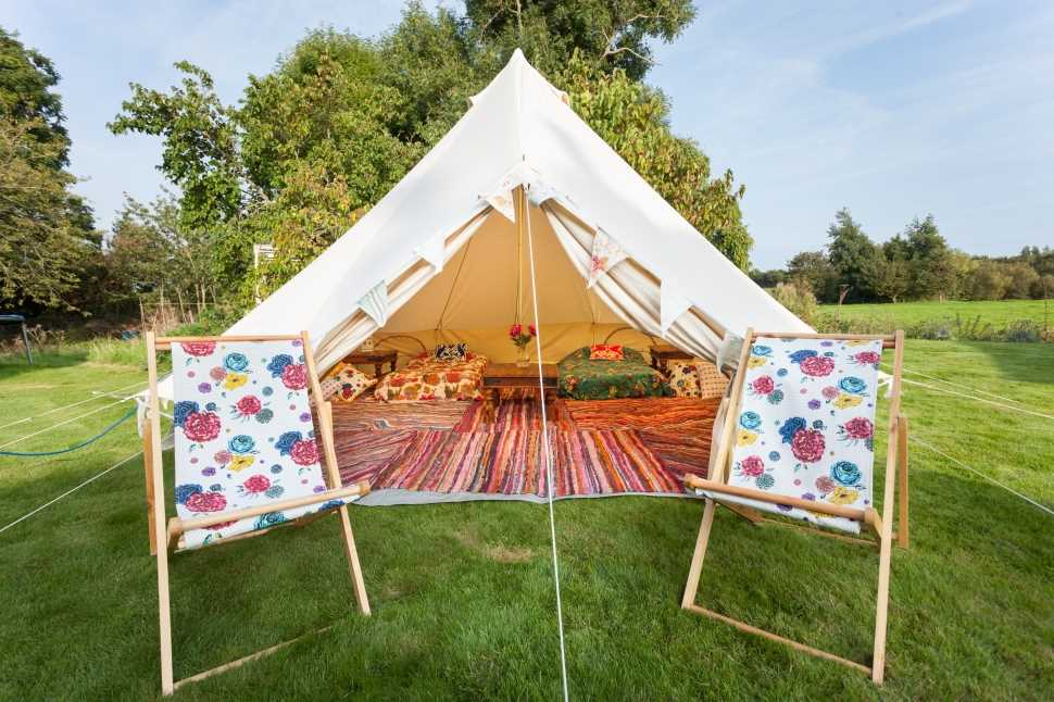 Bell Tent Decor Custom Bell Tents  The Arabian Tent Company Decorating Inspiration