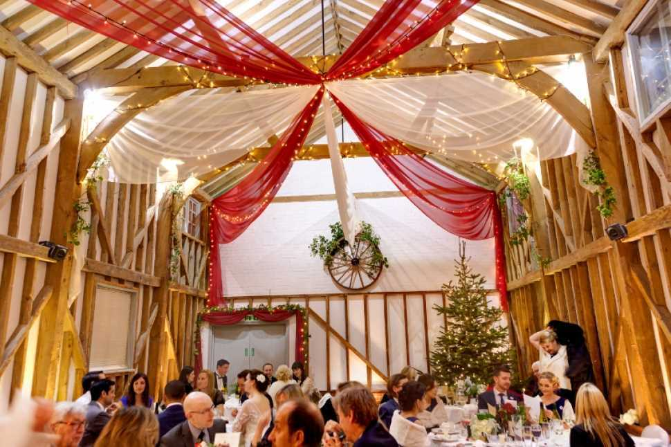 Christmas Party Decor From Expert Party Decorators