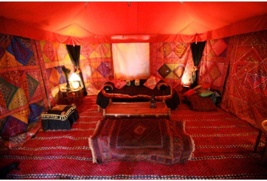 Arabian The Arabian Tent Company