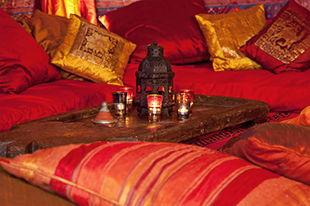 Save & Arabian Nights Party Ideas - The Arabian Tent Company