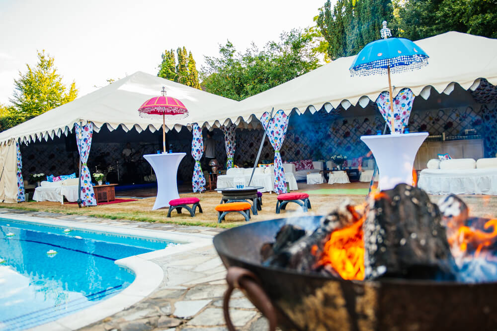 18th Birthday Party Ideas The Arabian Tent Company