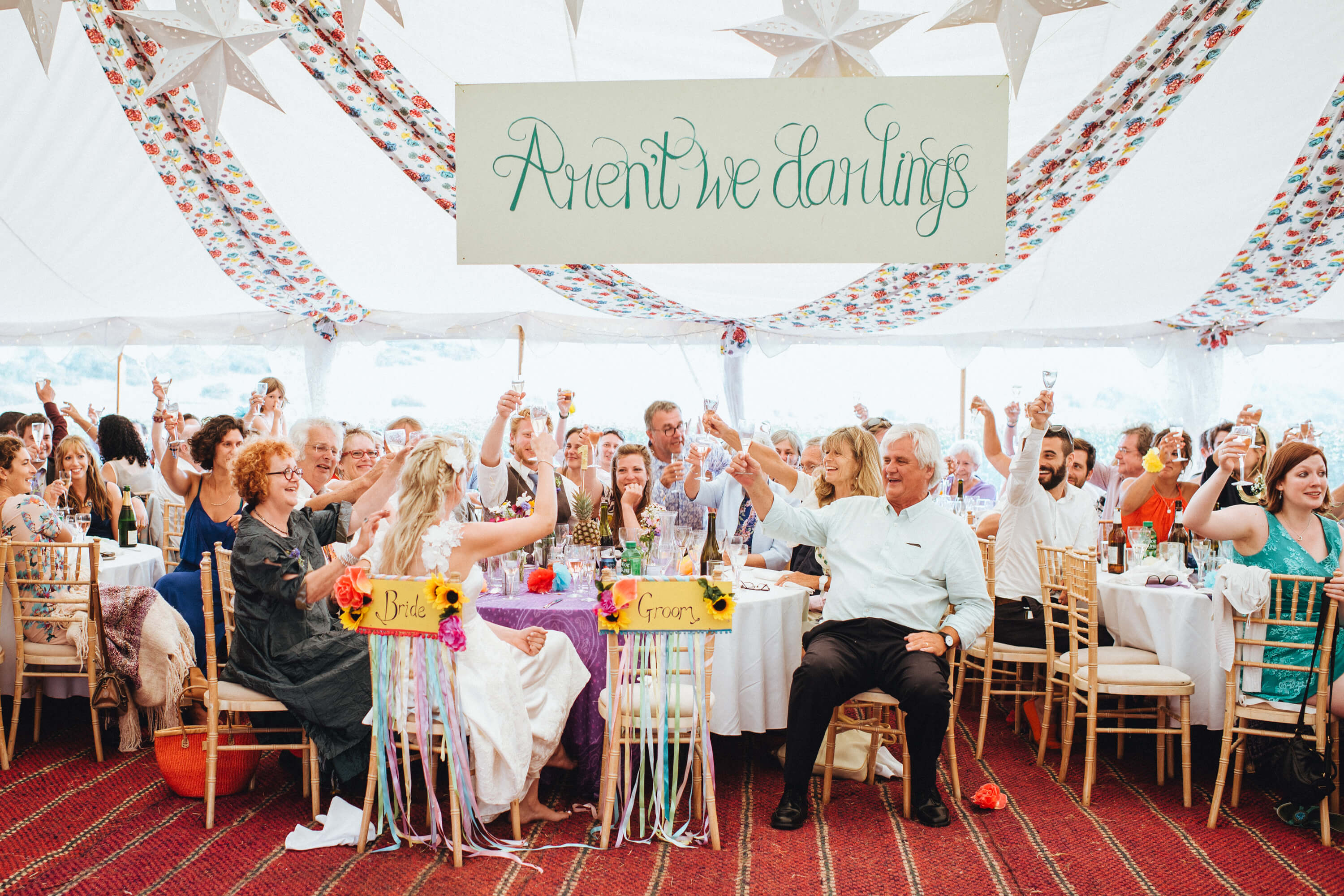 Unique Wedding Ideas - The Arabian Tent Company