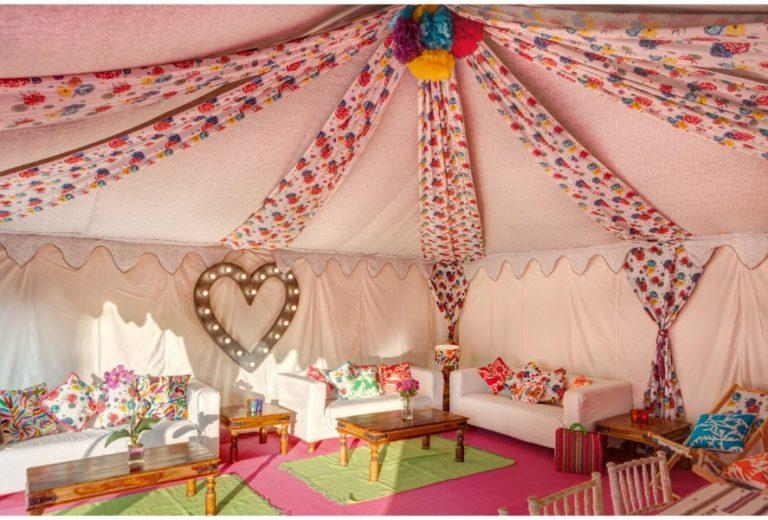 Viva La Fiesta The Arabian Tent Company
