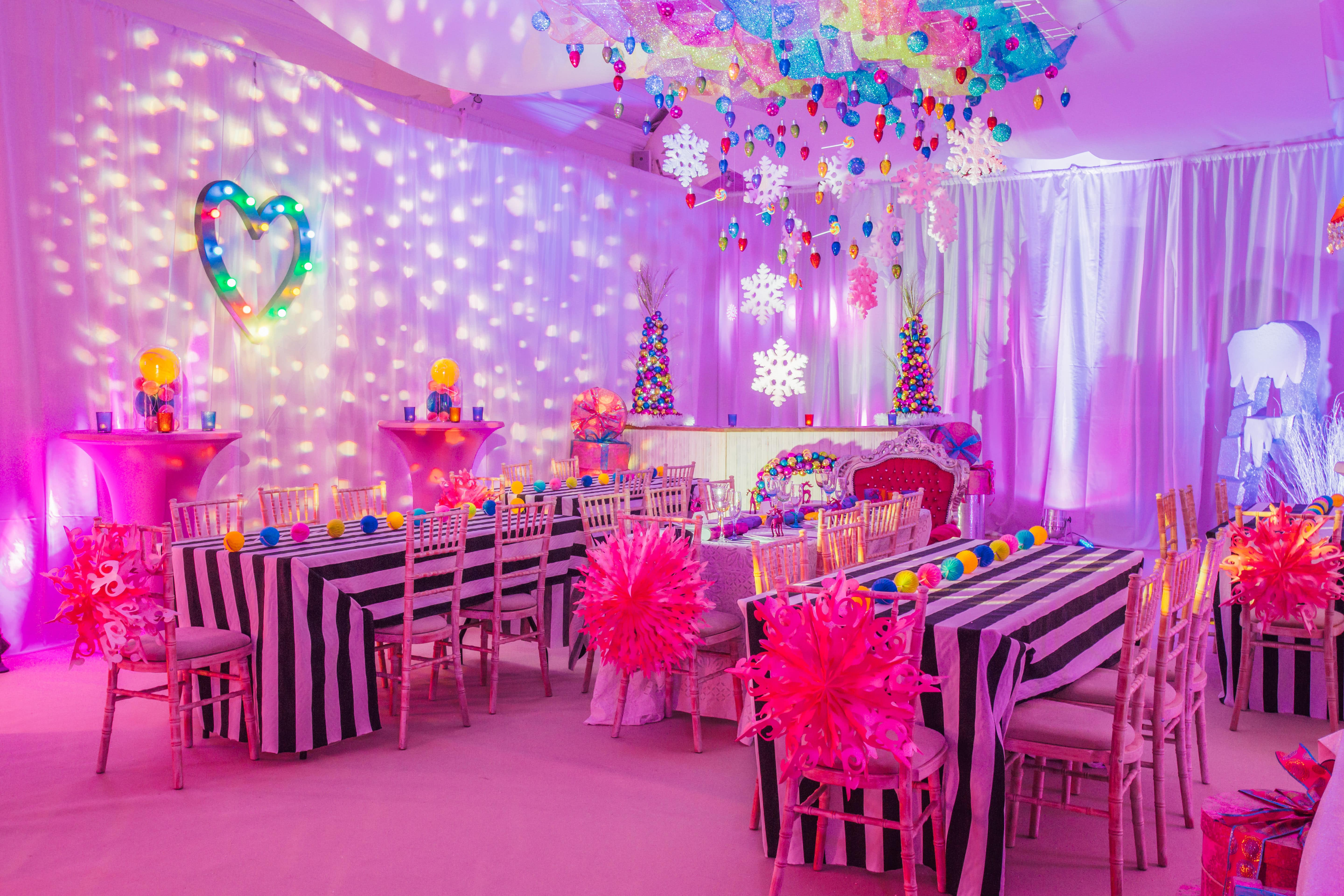 Christmas Party Themes.Christmas Party Themes Marquee Hire Arabian Tent Company