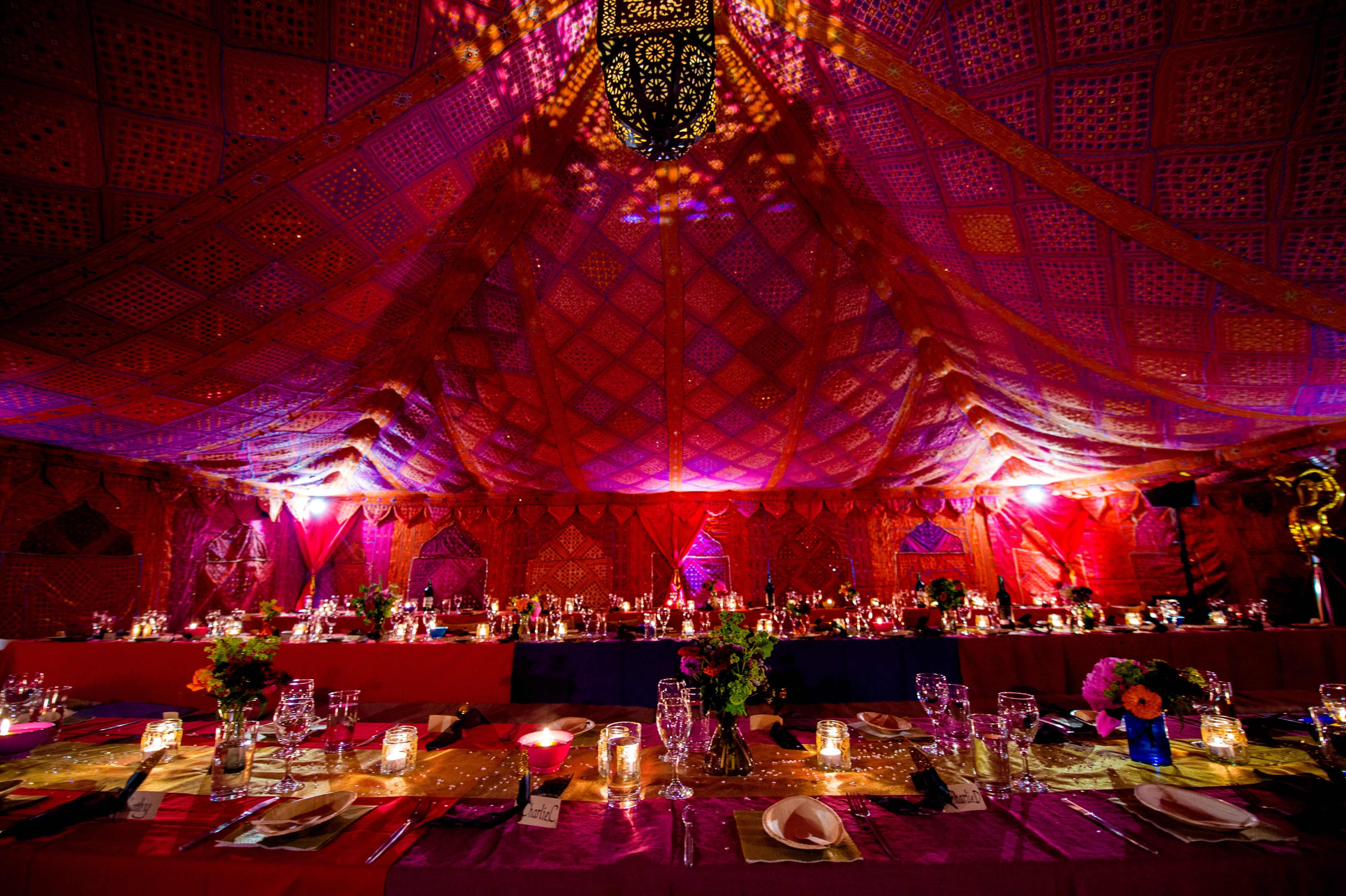 Party Inspiration For Bollywood Theme Party Marquee Hire