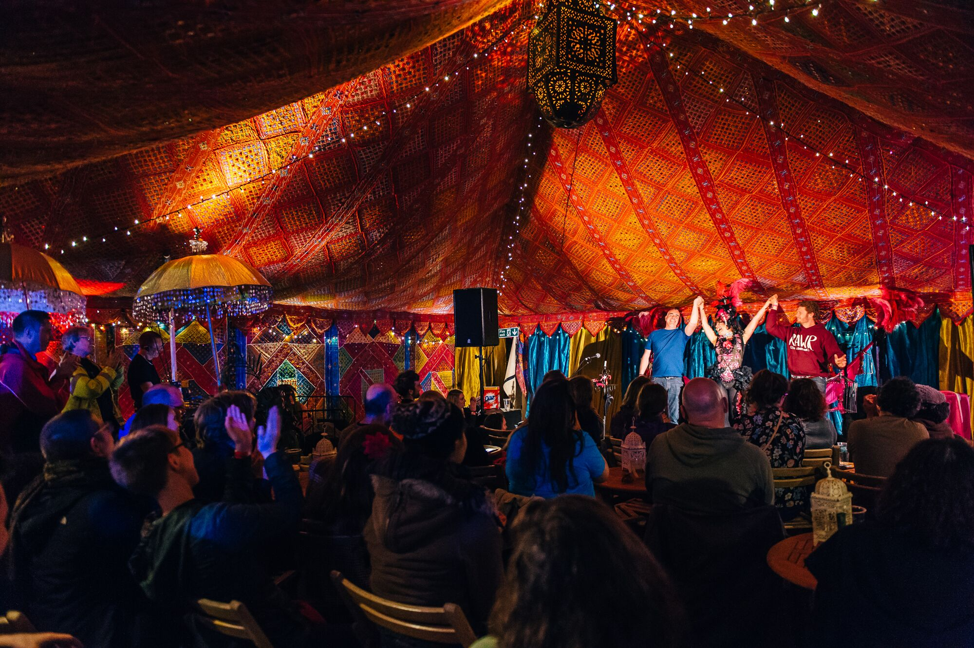 50th Birthday Party Ideas for Men & Women | Arabian Tent ...
