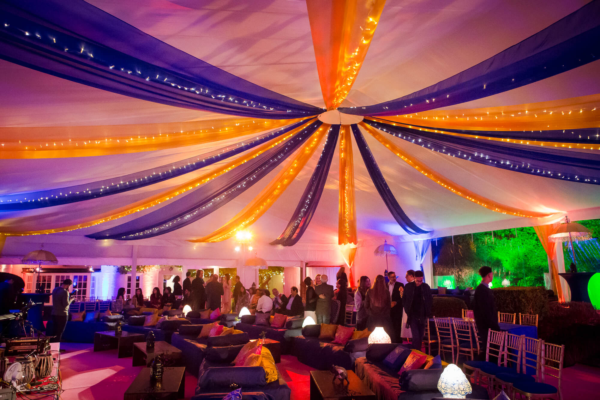 Mehndi For Party : Mehndi party ideas stunning marquees the arabian tent co.