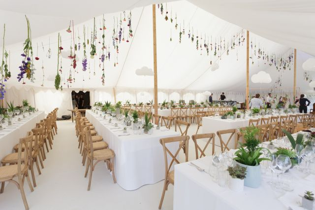 Pantone S Colour Of The Year Greenery Wedding Trend The