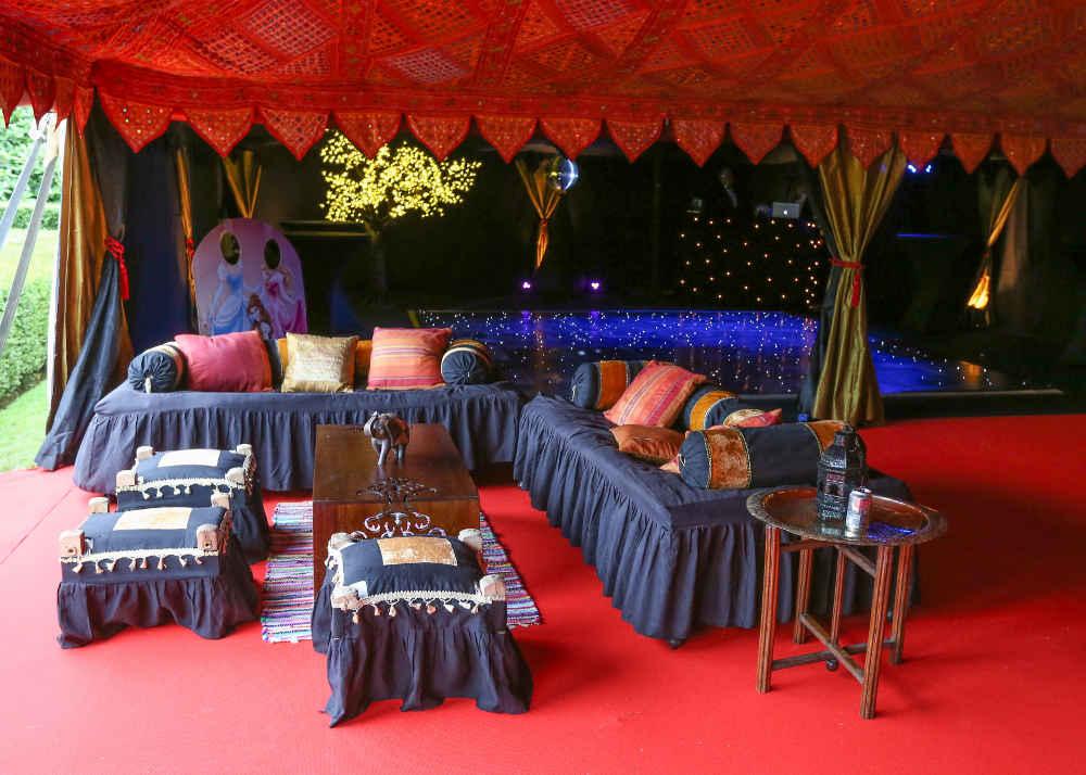 21st Birthday Party Ideas For Men Amp Women Arabian Tent Company