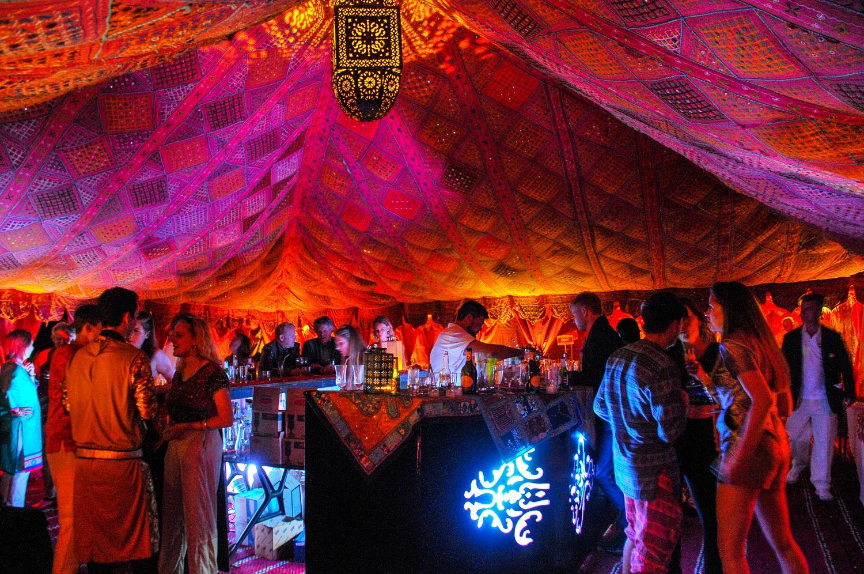 Bollywood Themed Party The Arabian Tent Company