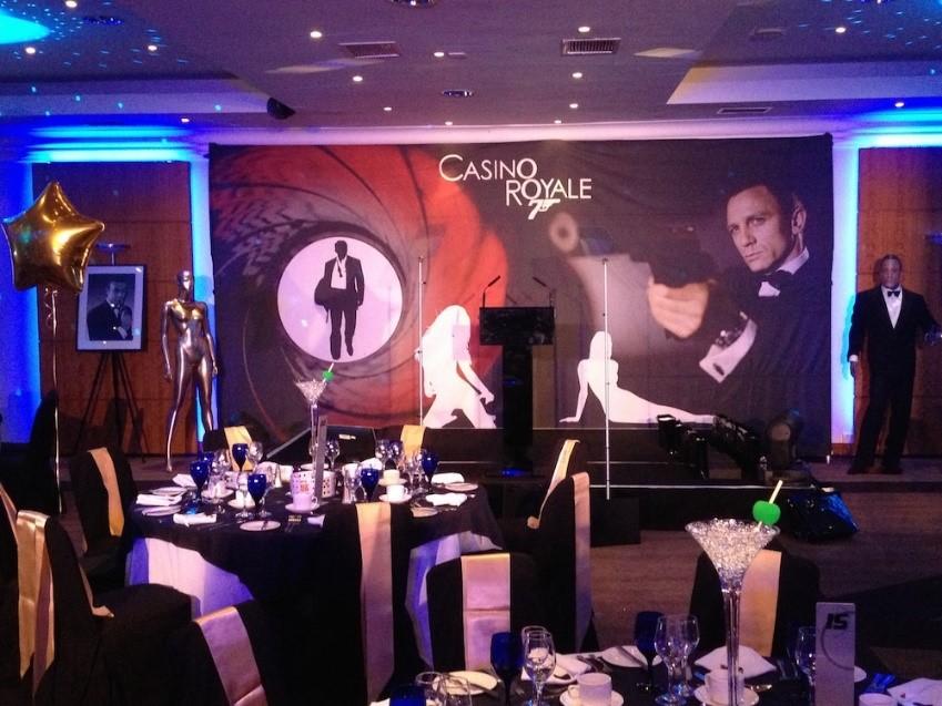 James Bond Theme Party Ideas The Arabian Tent Company
